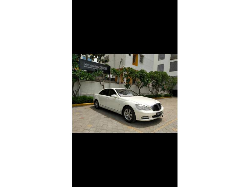 Used 2010 Mercedes Benz S Class Car In Pune
