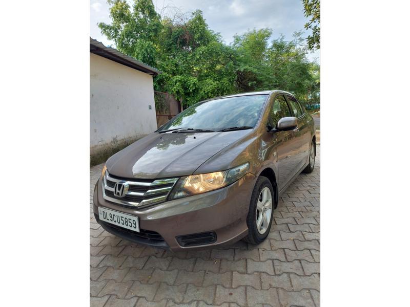 Used 2013 Honda City Car In New Delhi