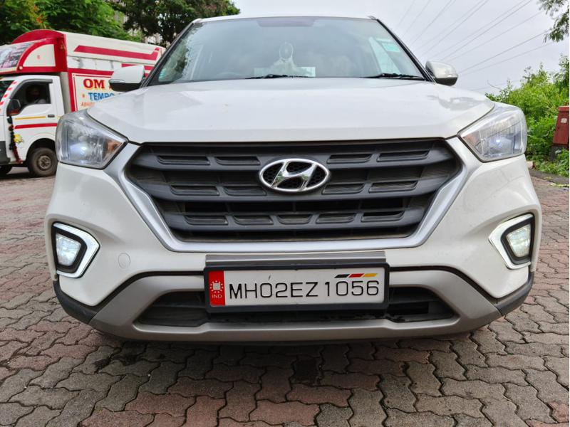 Used 2018 Hyundai Creta Car In Mumbai