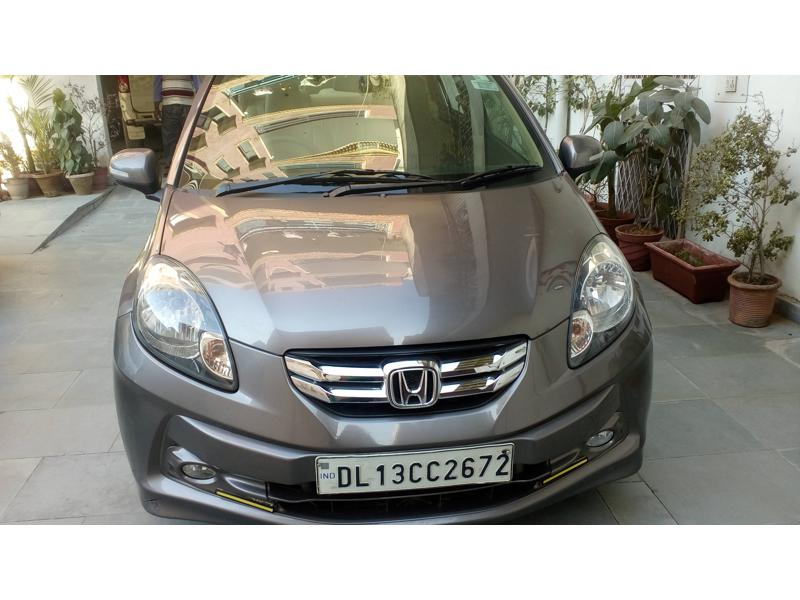 Used 2013 Honda Amaze Car In New Delhi