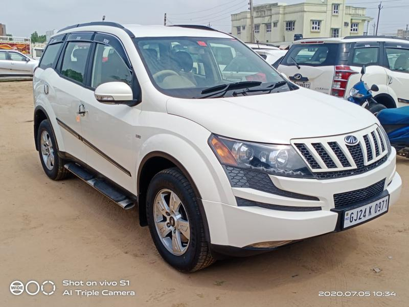 Used 2012 Mahindra XUV500 Car In Ajmer