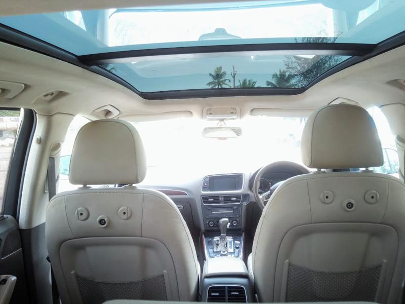 Used 2013 Audi Q5 Car In Kasaragod