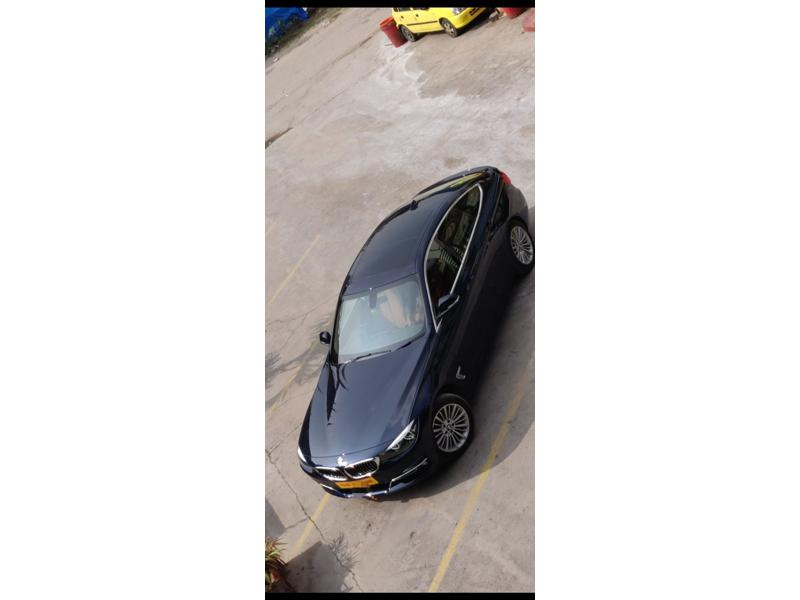 Used 2019 BMW 3 Series GT Car In Hyderabad