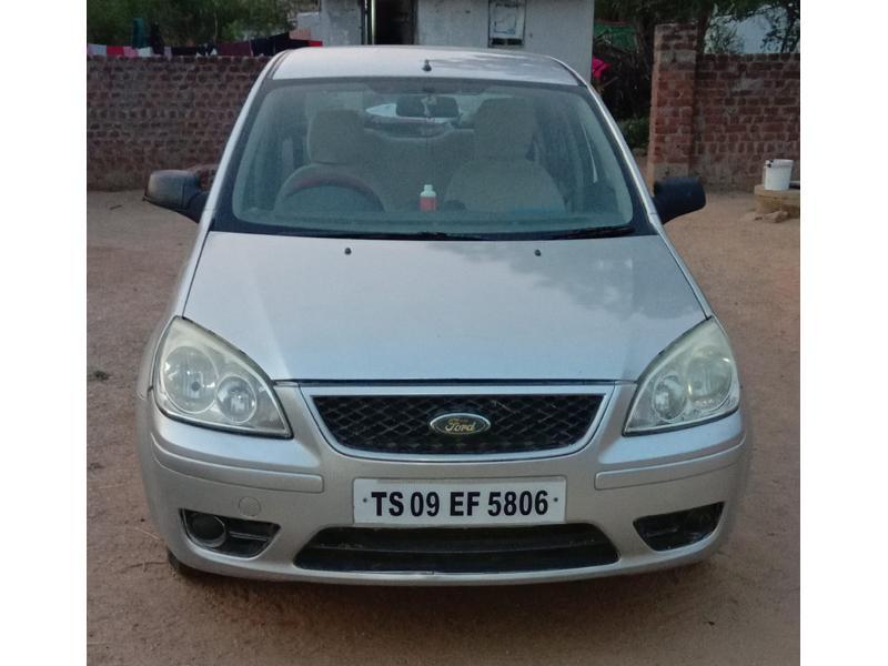 Used 2008 Ford Fiesta (2006 2011) Car In Hyderabad