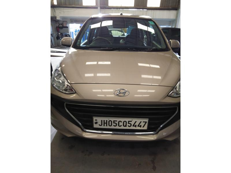 Used 2020 Hyundai Santro Car In Jamshedpur
