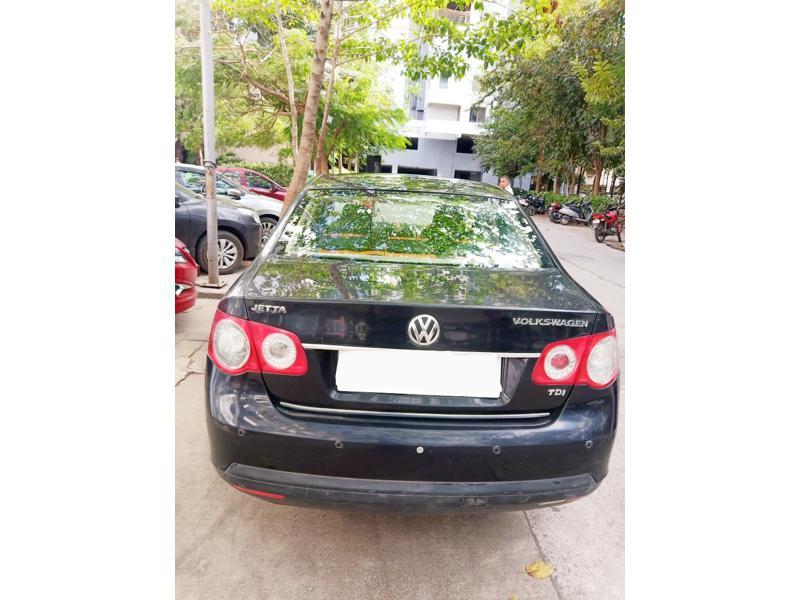Used 2010 Volkswagen Jetta Car In Pune