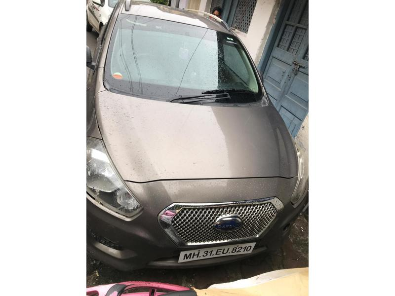 Used 2016 Datsun GO Plus Car In Nagpur