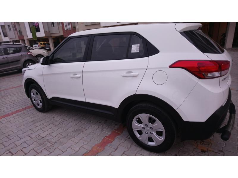Used 2018 Hyundai Creta Car In Chennai