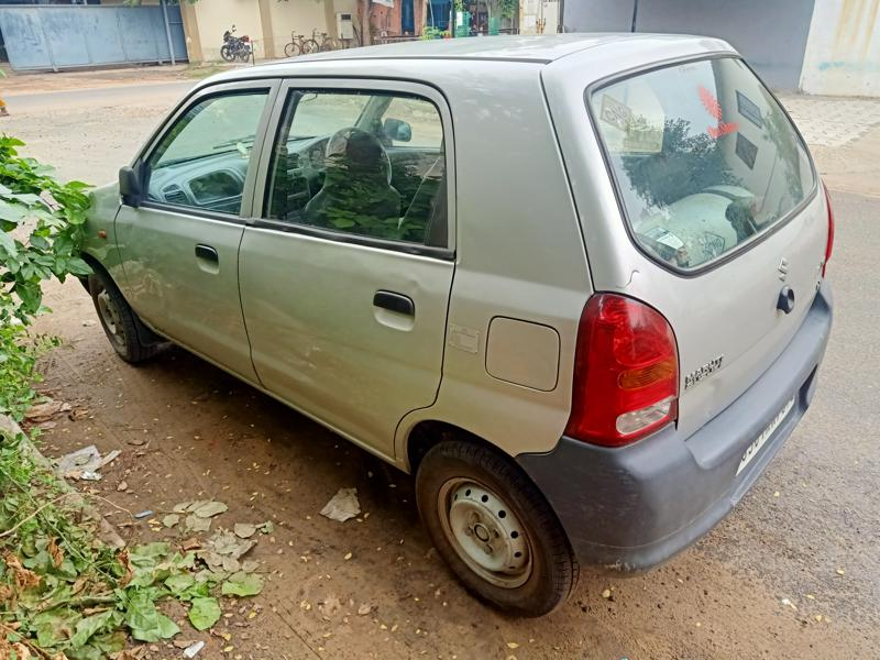 Used 2012 Maruti Suzuki Alto Car In Ahmedabad