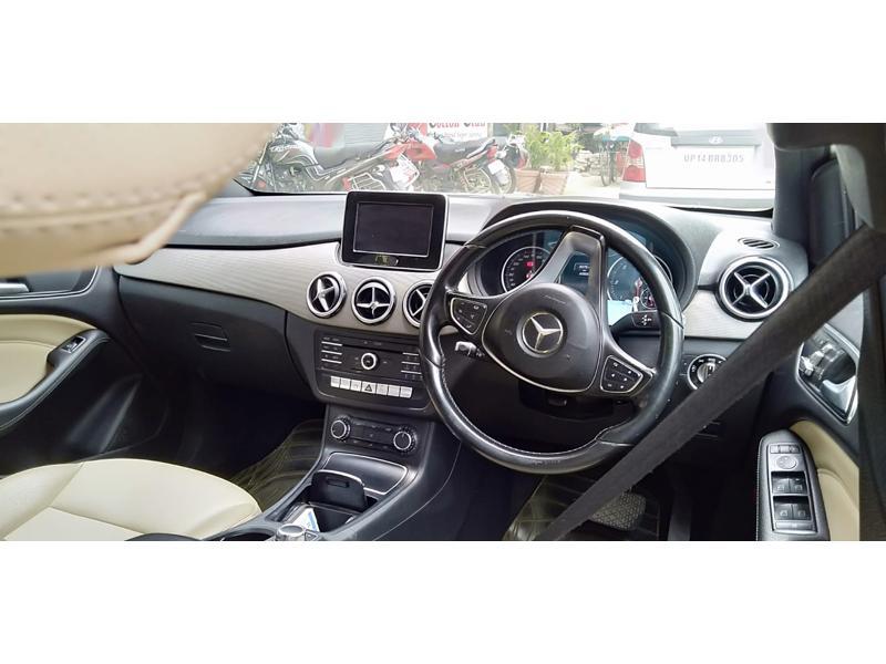 Used 2015 Mercedes Benz B Class Car In New Delhi