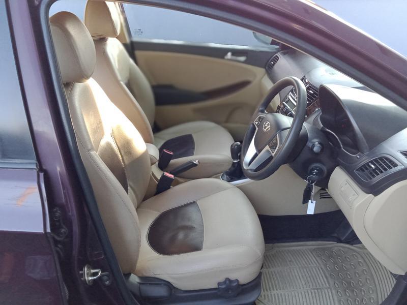 Used 2011 Hyundai Verna Car In Chandigarh