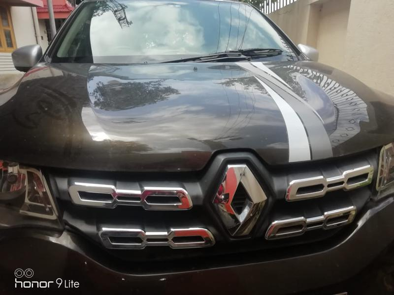 Used 2017 Renault Kwid Car In Ranchi