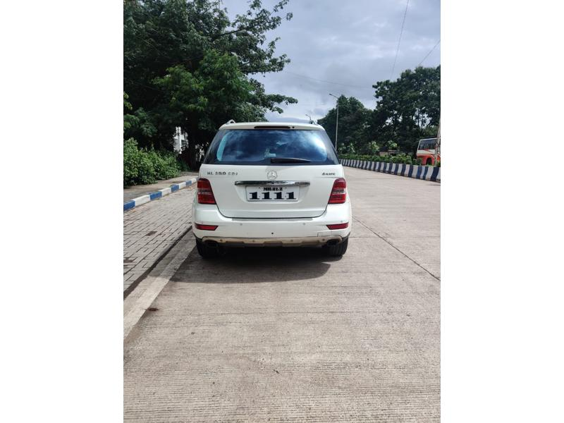 Used 2010 Mercedes Benz M Class Car In Pune