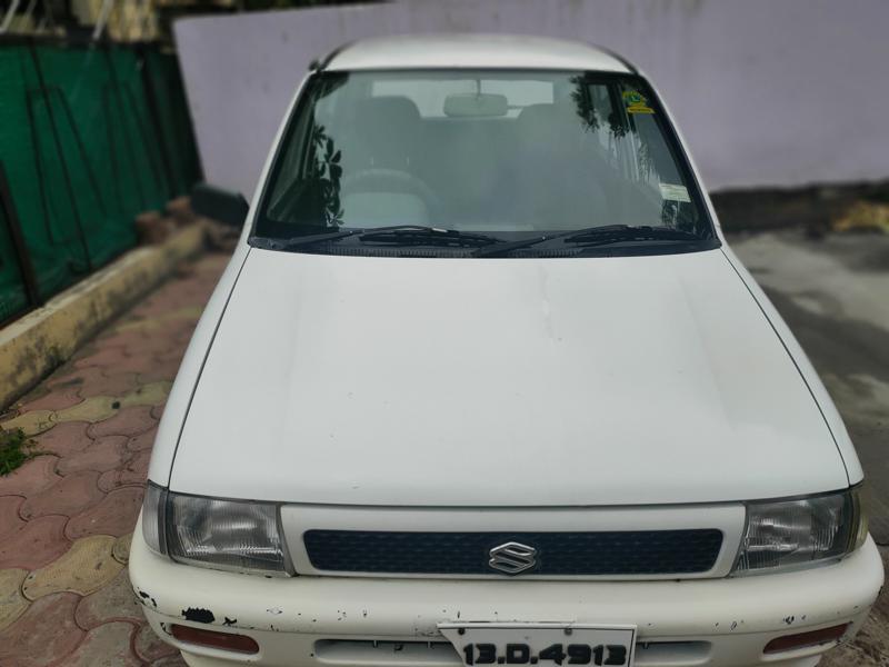 Used 2003 Maruti Suzuki Zen Car In Ujjain