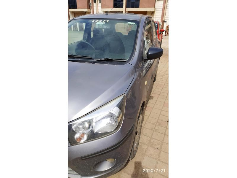 Used 2014 Maruti Suzuki Celerio Car In Vapi