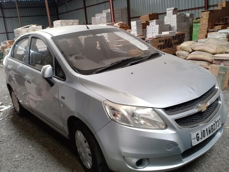 Used 2013 Chevrolet Sail Car In Jalna