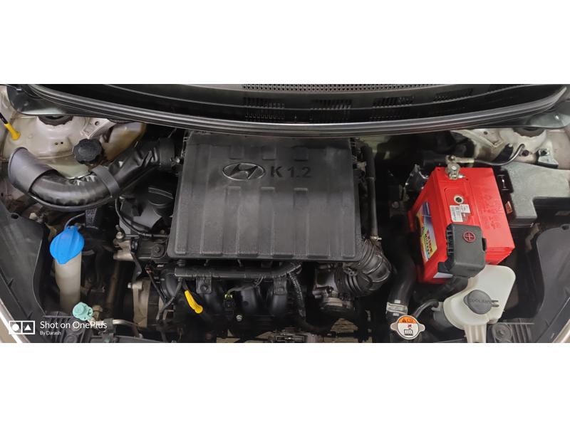Used 2015 Hyundai Grand i10 Car In Pune