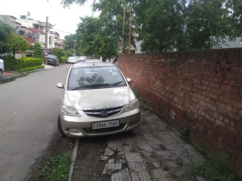 Used 2007 Honda City ZX Car In Chandigarh