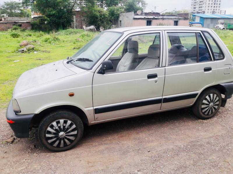 Used 2004 Maruti Suzuki 800 Car In Pune