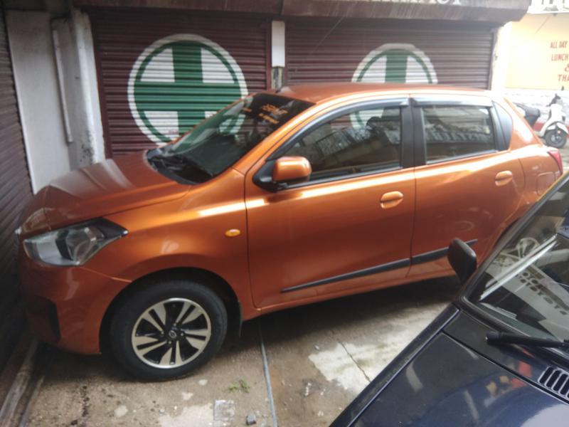 Used 2018 Datsun GO Car In Shillong