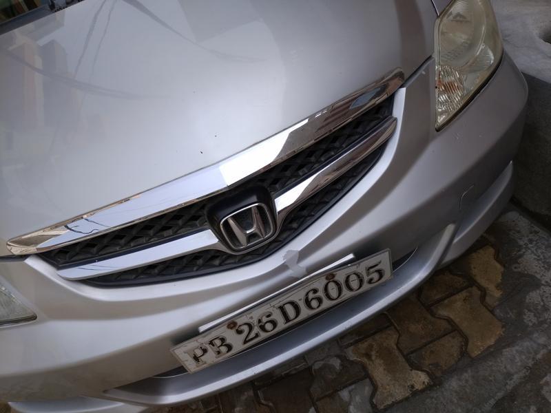 Used 2007 Honda City ZX Car In Ludhiana