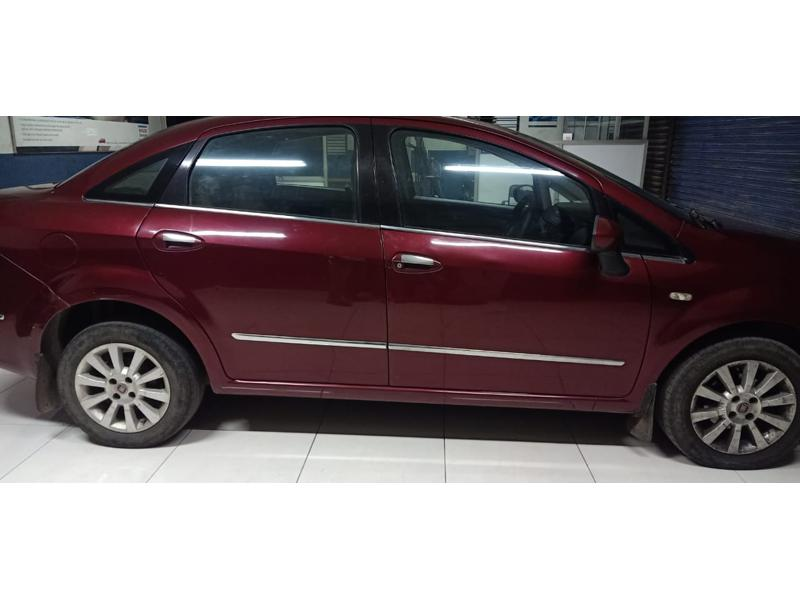 Used 2010 Fiat Linea Car In Erode