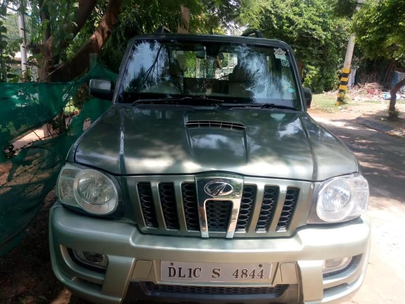 Used 2010 Mahindra Scorpio Car In New Delhi