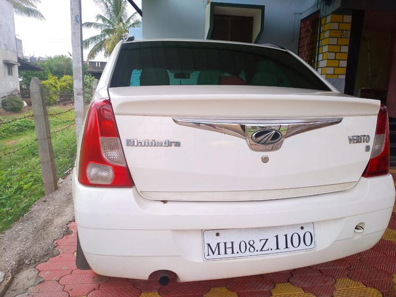 Used 2011 Mahindra Verito Car In Sangli