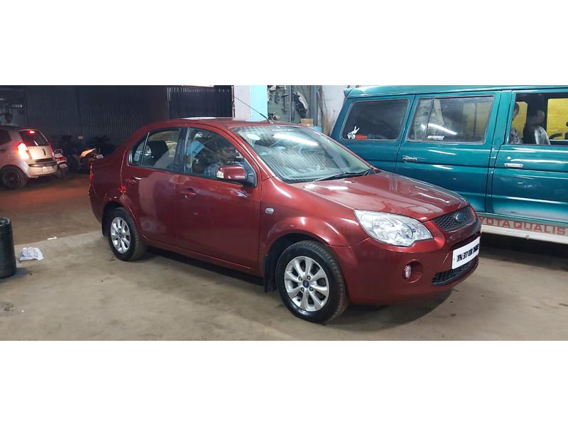 Used 2013 Ford New Fiesta Car In Pollachi