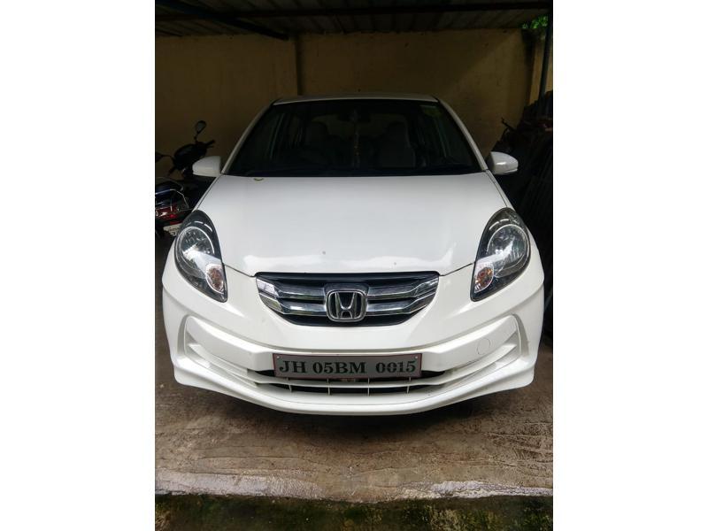 Used 2016 Honda Amaze Car In Jamshedpur