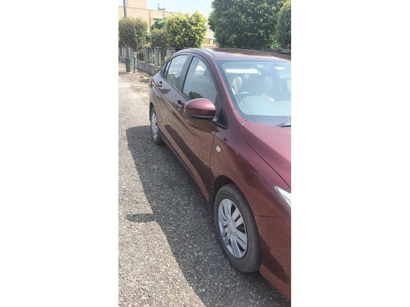 Used 2016 Honda City Car In Khanna