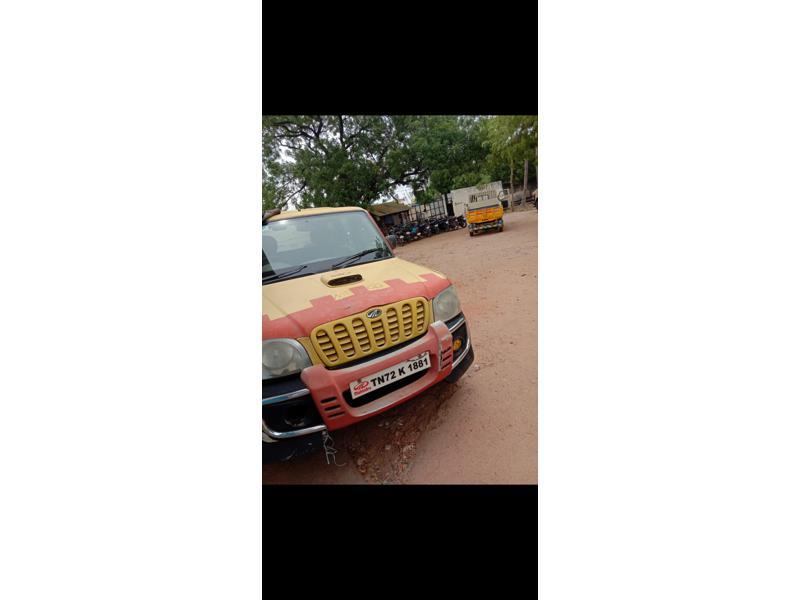 Used 2003 Mahindra Scorpio Car In Tirunelveli