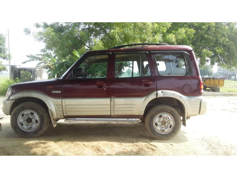 Used 2007 Mahindra Scorpio Car In Mirzapur
