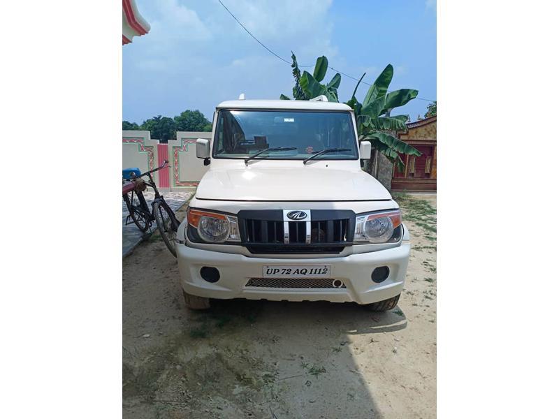 Used 2017 Mahindra Bolero Car In Allahabad