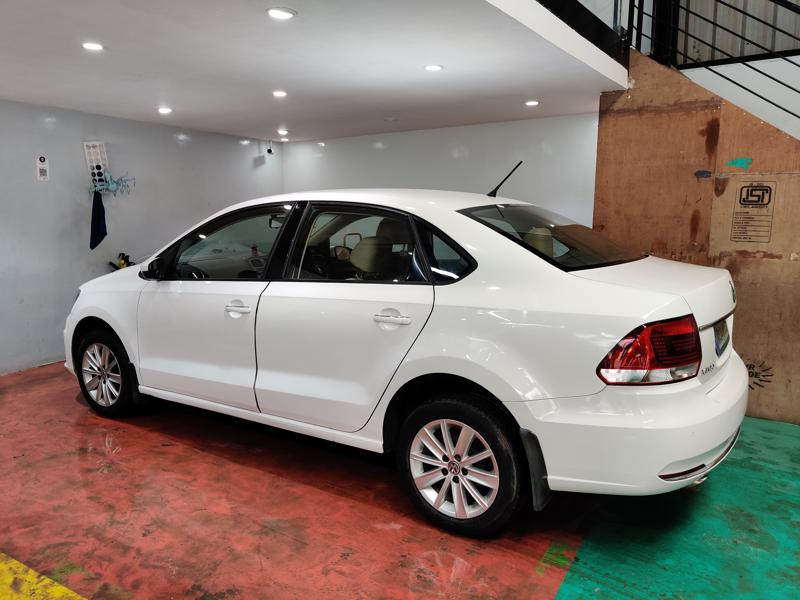 Used 2015 Volkswagen Vento Car In Bangalore