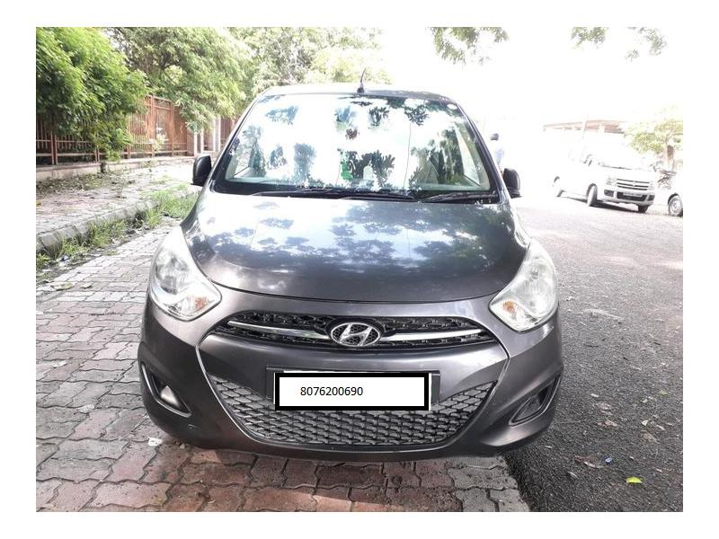 Used 2011 Hyundai i10 Car In Lucknow