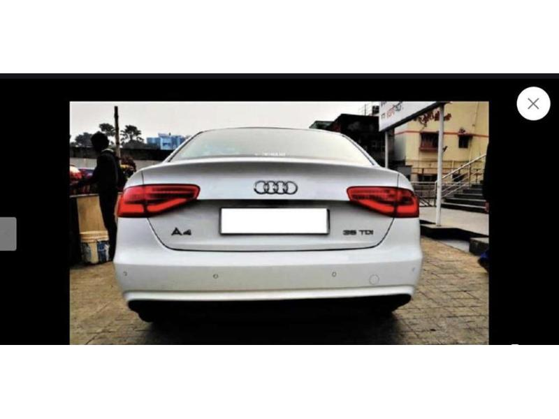 Used 2016 Audi A4 Car In Kolkata
