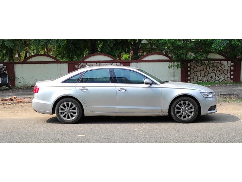 Used 2014 Audi A6 Car In Ahmedabad