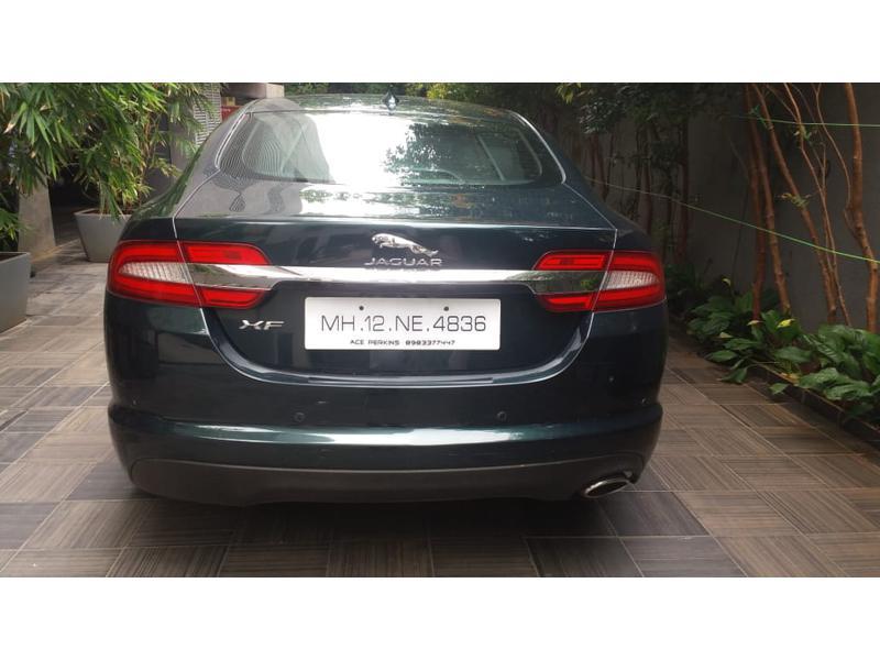 Used 2016 Jaguar XF Car In Mumbai