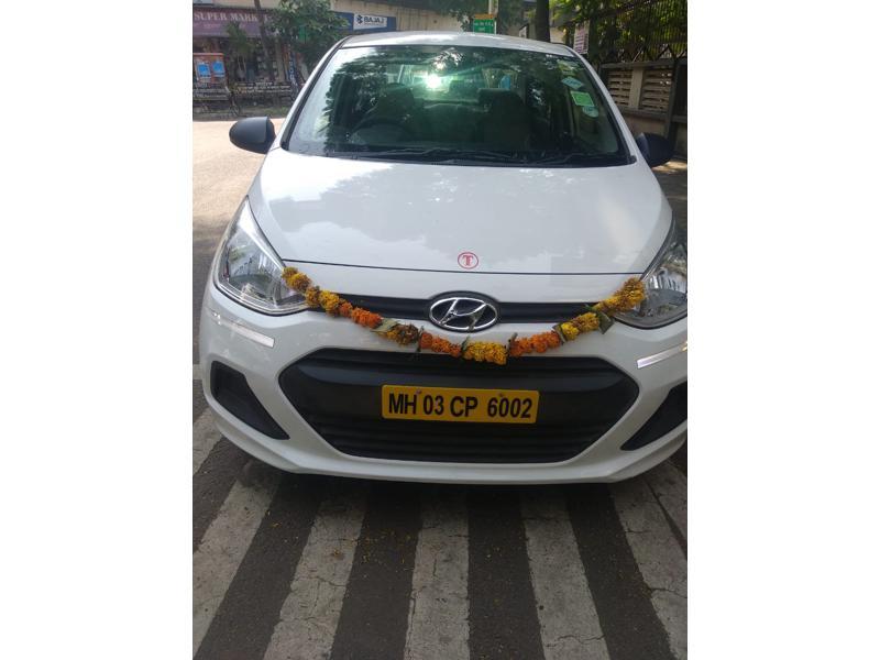 Used 2018 Hyundai Xcent Car In Mumbai
