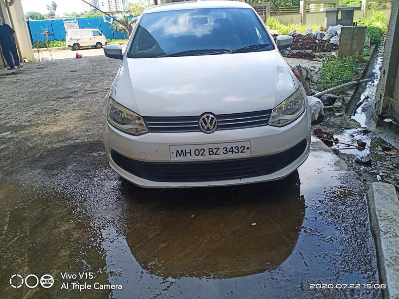 Used 2010 Volkswagen Vento Car In Mumbai