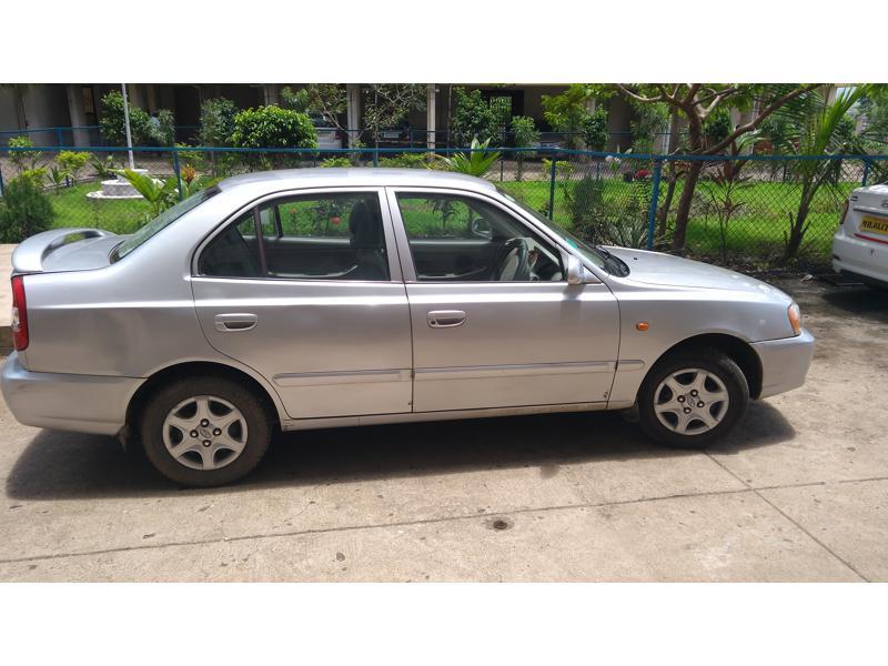 Used 2008 Hyundai Accent Car In Mumbai