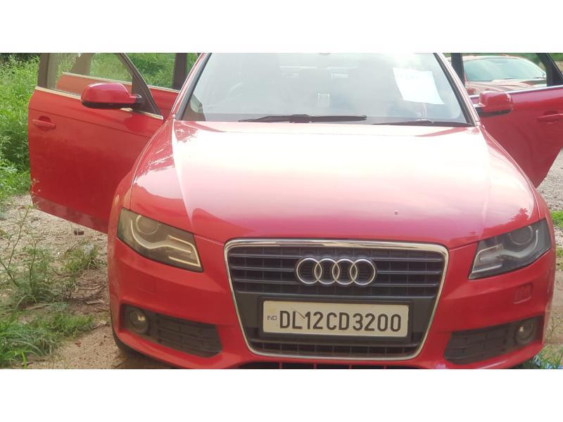 Used 2011 Audi A4 Car In New Delhi