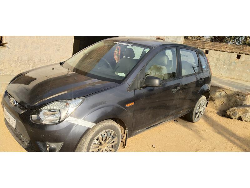 Used 2012 Ford Figo Car In Mumbai