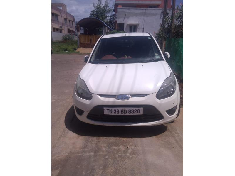 Used 2010 Ford Figo Car In Pollachi