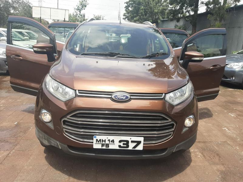 Used 2016 Ford EcoSport Car In Pune