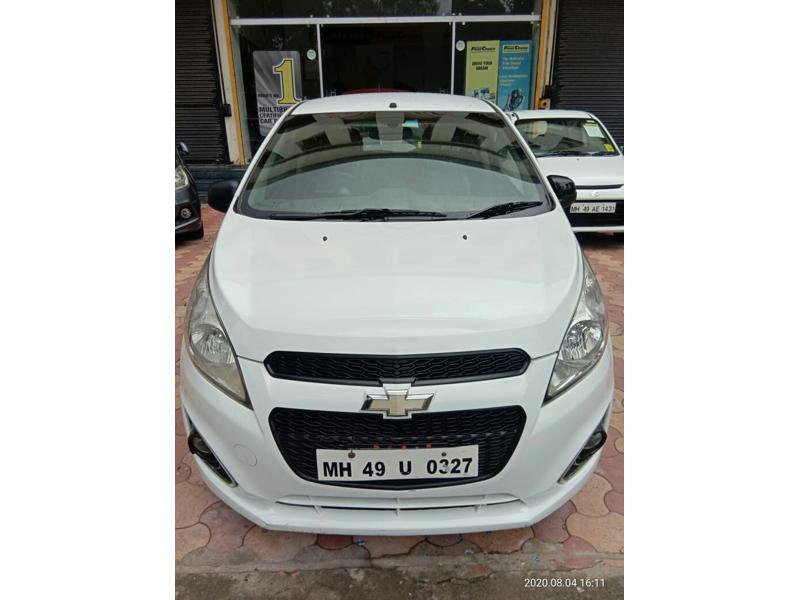 Used 2014 Chevrolet Beat Car In Nagpur