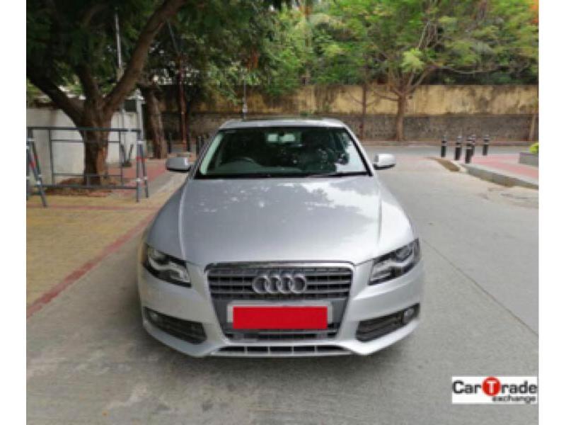 Used 2011 Audi A4 Car In Chennai