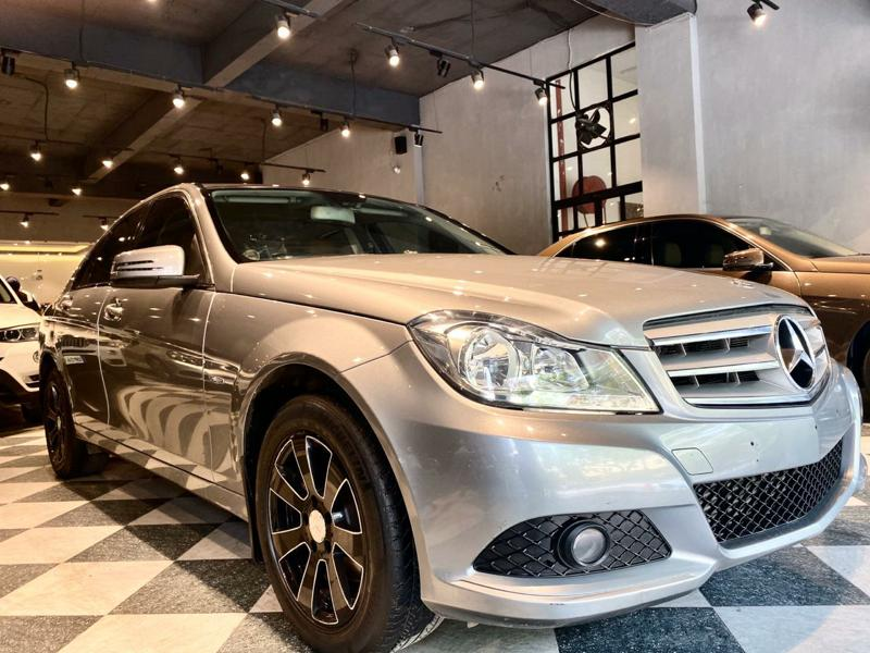 Used 2012 Mercedes Benz C Class Car In New Delhi