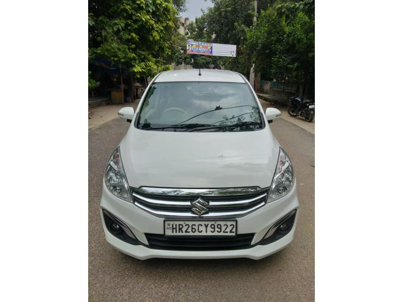 Used 2016 Maruti Suzuki Ertiga Car In New Delhi